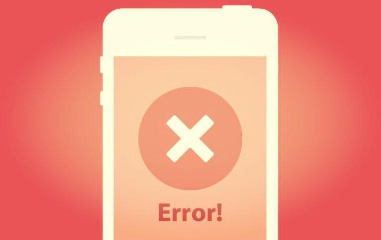 Ошибка 3194  при восстановлении iPhone