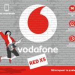 Vodafone тарифы в Украине