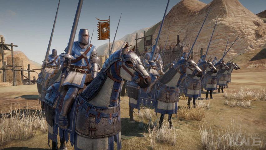 Conqueror's Blade - обзор, разработчики, отзывы