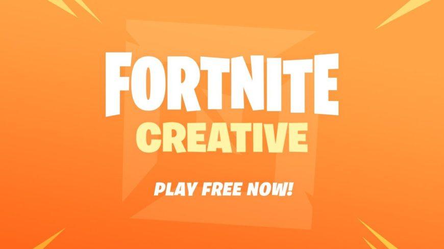 Халява! Fortnite Creative теперь бесплатный!