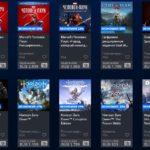 Скидки к 23 февраля на PS Store
