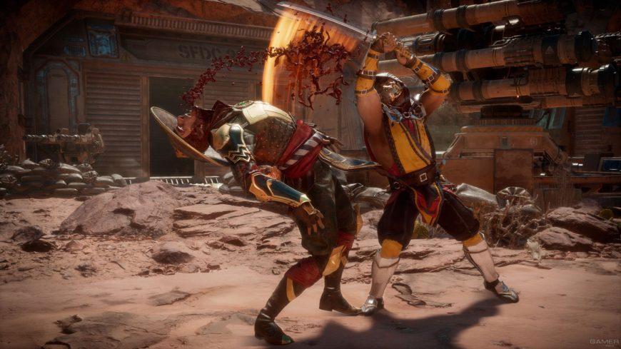 Не устанавливается Mortal Kombat 11. Ошибка при установке