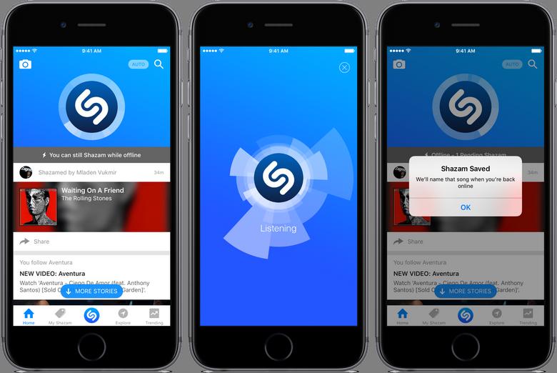 Узнать песню из видео Тик Ток через Shazam