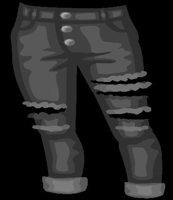 Нижняя часть одежды аватария