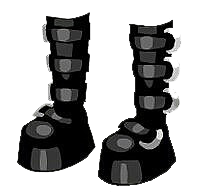 Аватария: Обувь