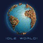 Получить много денег в Idle World и моды