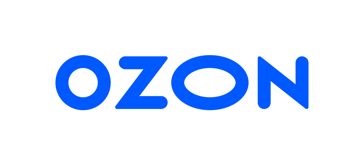 Логотип OZON