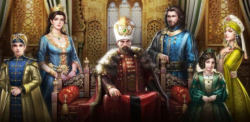 Об игре Великий Султан