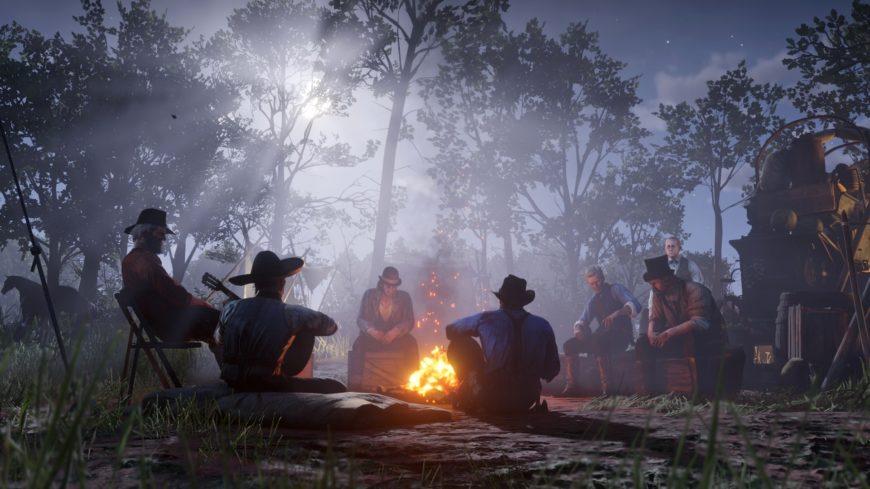 Ошибки Red Dead Redemption 2 решение технических проблем