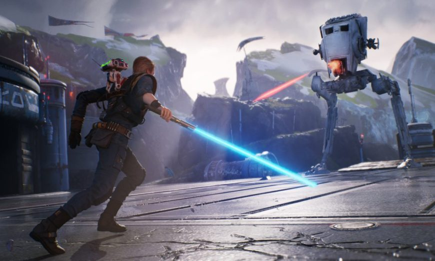 Технические проблемы Star Wars — Jedi: Fallen Order