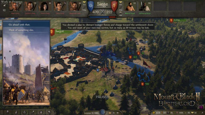 Mount & Blade 2: Bannerlord не скачивается. Долгое скачивание. Решение