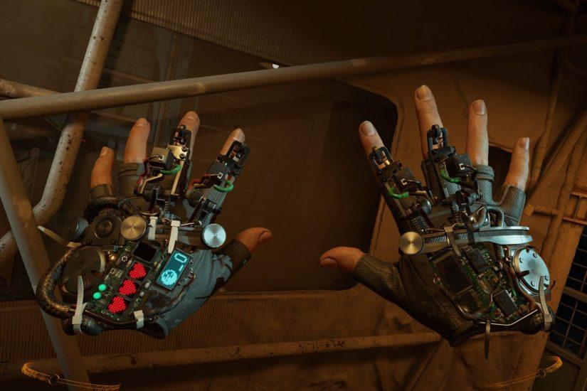 Half Life Alyx без VR