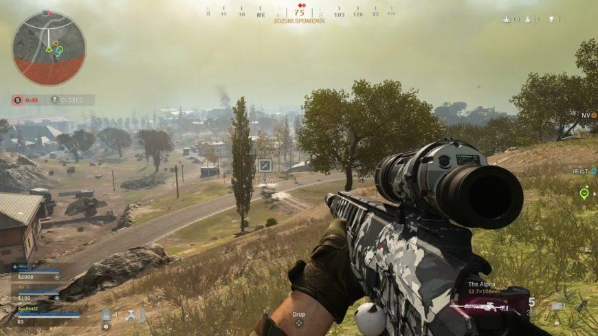 Ошибки Call of Duty Warzone и способы решения