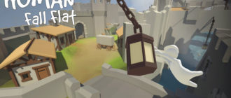 Как играть по сети Human Fall Flat на пиратке