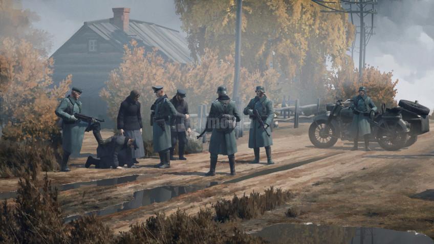 Скриншот из игры Партизаны 1941