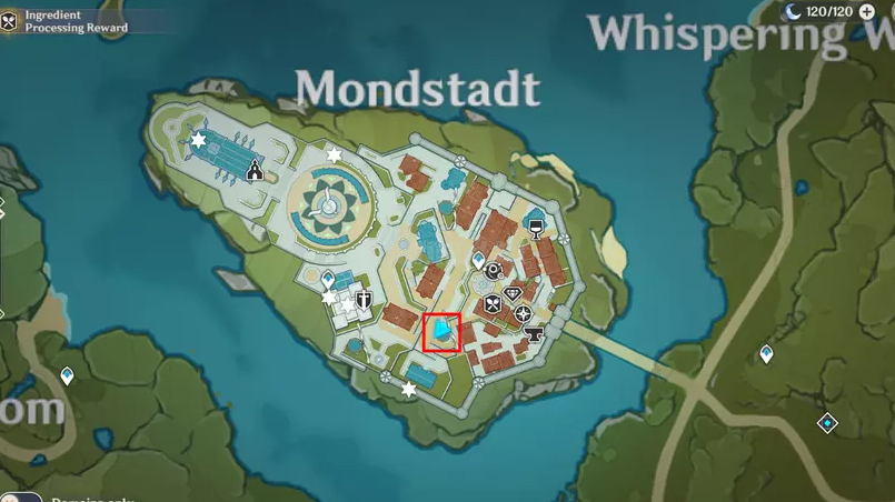 Тайна руин Аркадии прохождение в Genshin Impact