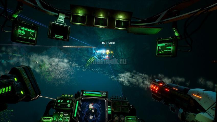 Aquanox: Deep Descent вылетает с ошибкой