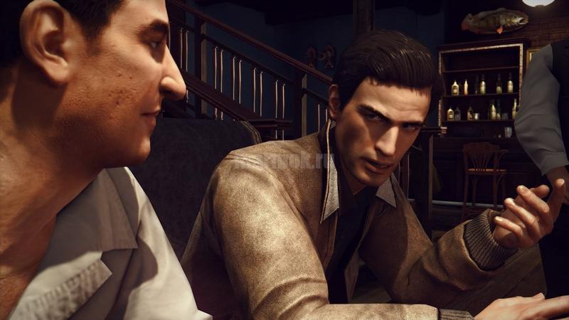 Скриншот из игры Mafia: Definitive Edition