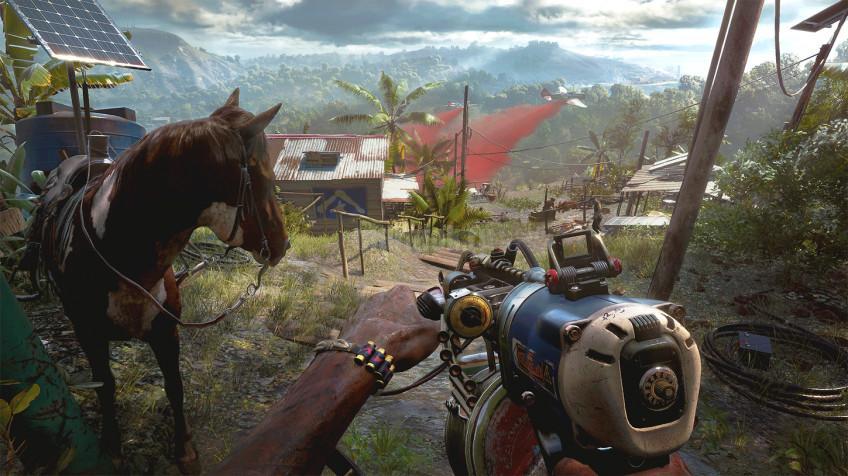 Far Cry 6 вылетает с ошибкой