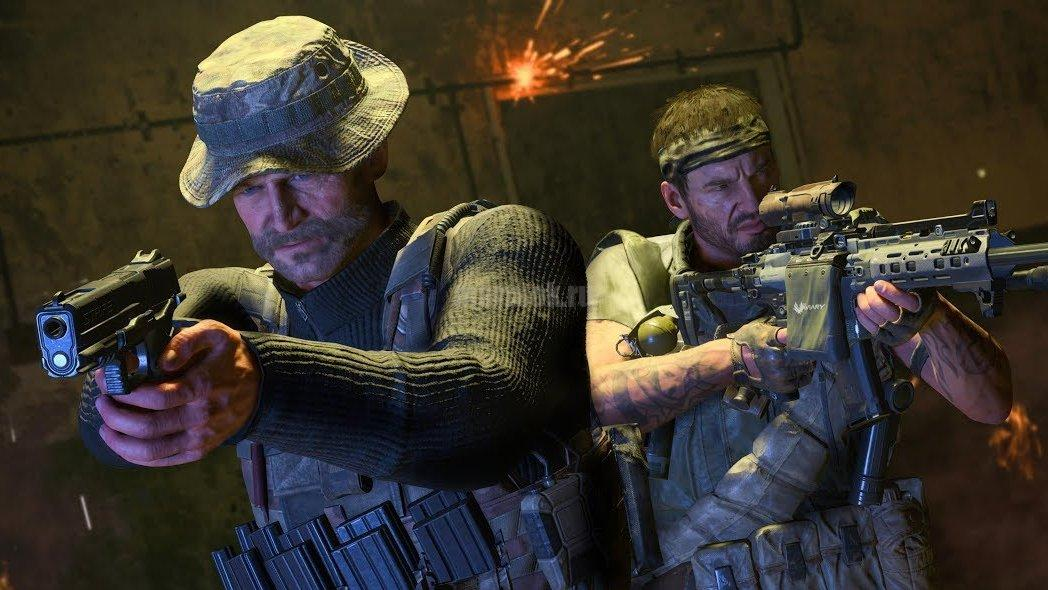 Скриншот из игры Call of Duty: Black Ops Cold War