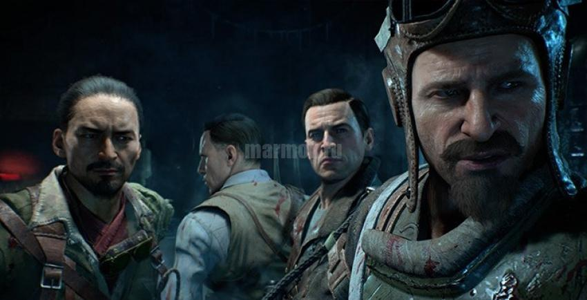Скриншот из игры Call of Duty: Black Ops Cold War