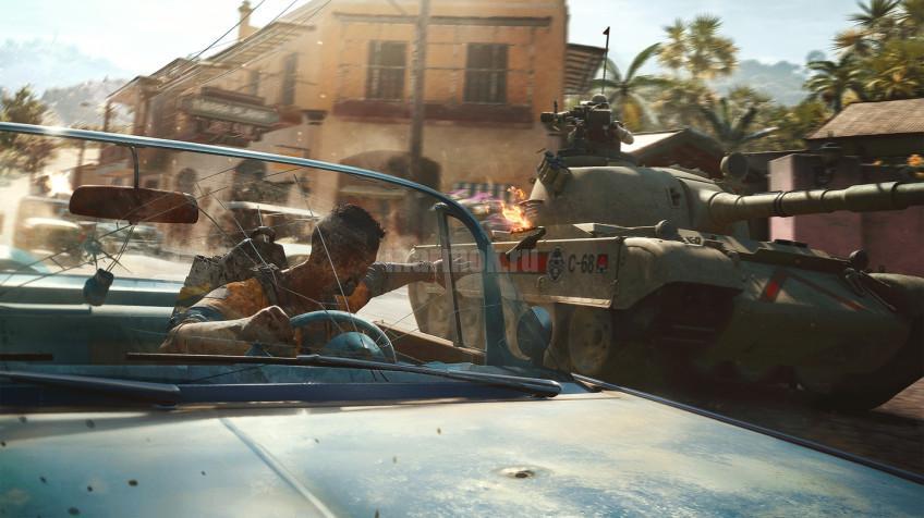 Скриншот из игры Far Cry 6