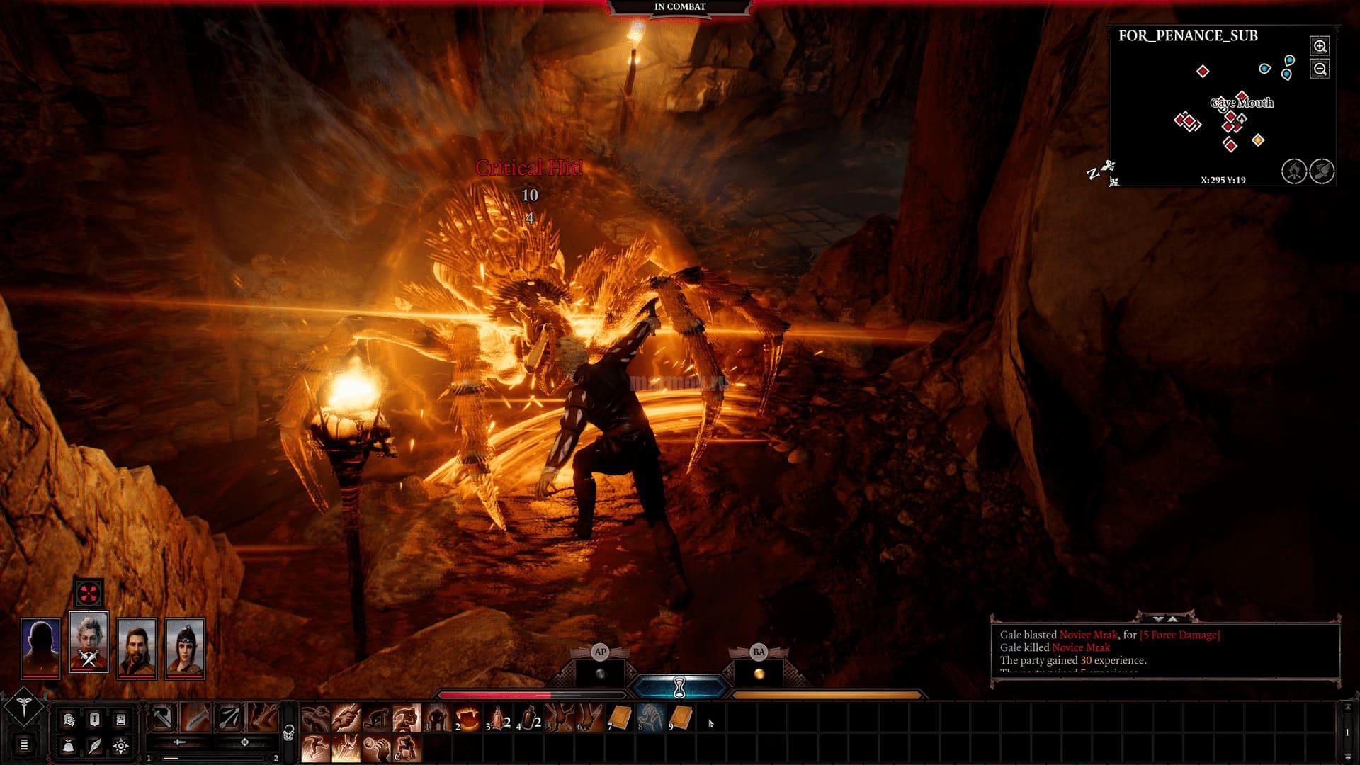 Baldur's Gate 3 вылетает с ошибкой