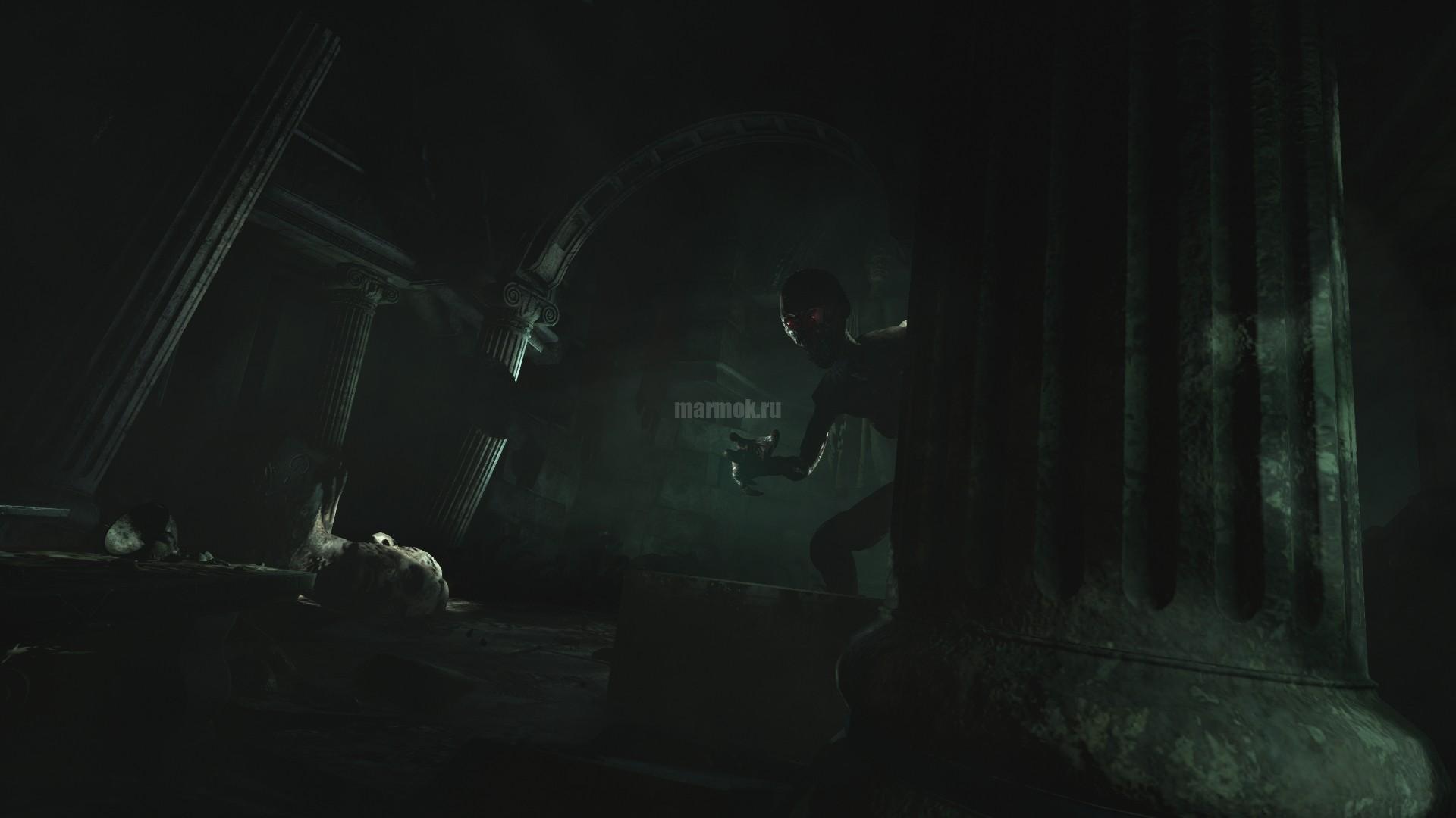 Amnesia: Rebirth вылетает с ошибкой