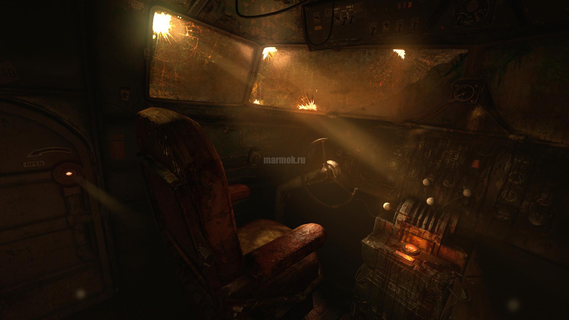 Скриншот из игры Amnesia: Rebirth