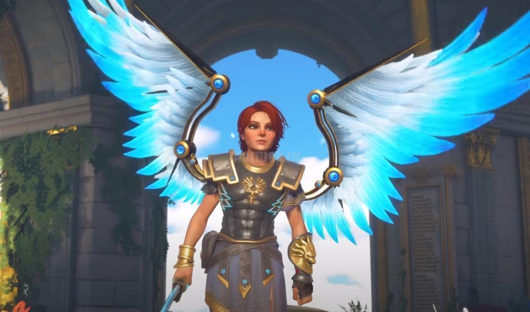 Скриншот из игры Immortals: Fenyx Rising