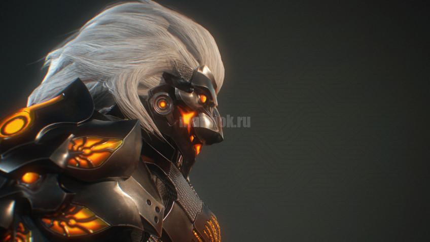 Скриншот из игры Godfall