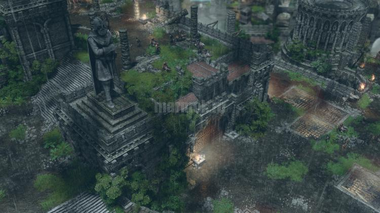 Скриншот из игры SpellForce 3: Fallen God