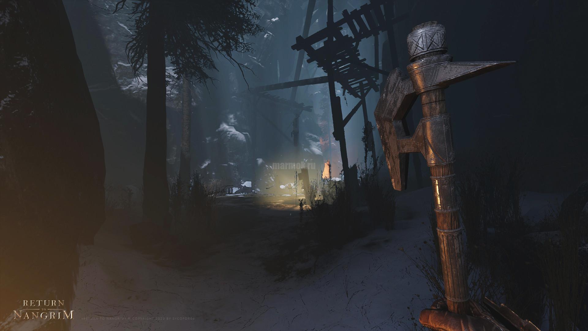 Скриншот из игры Return to Nangrim