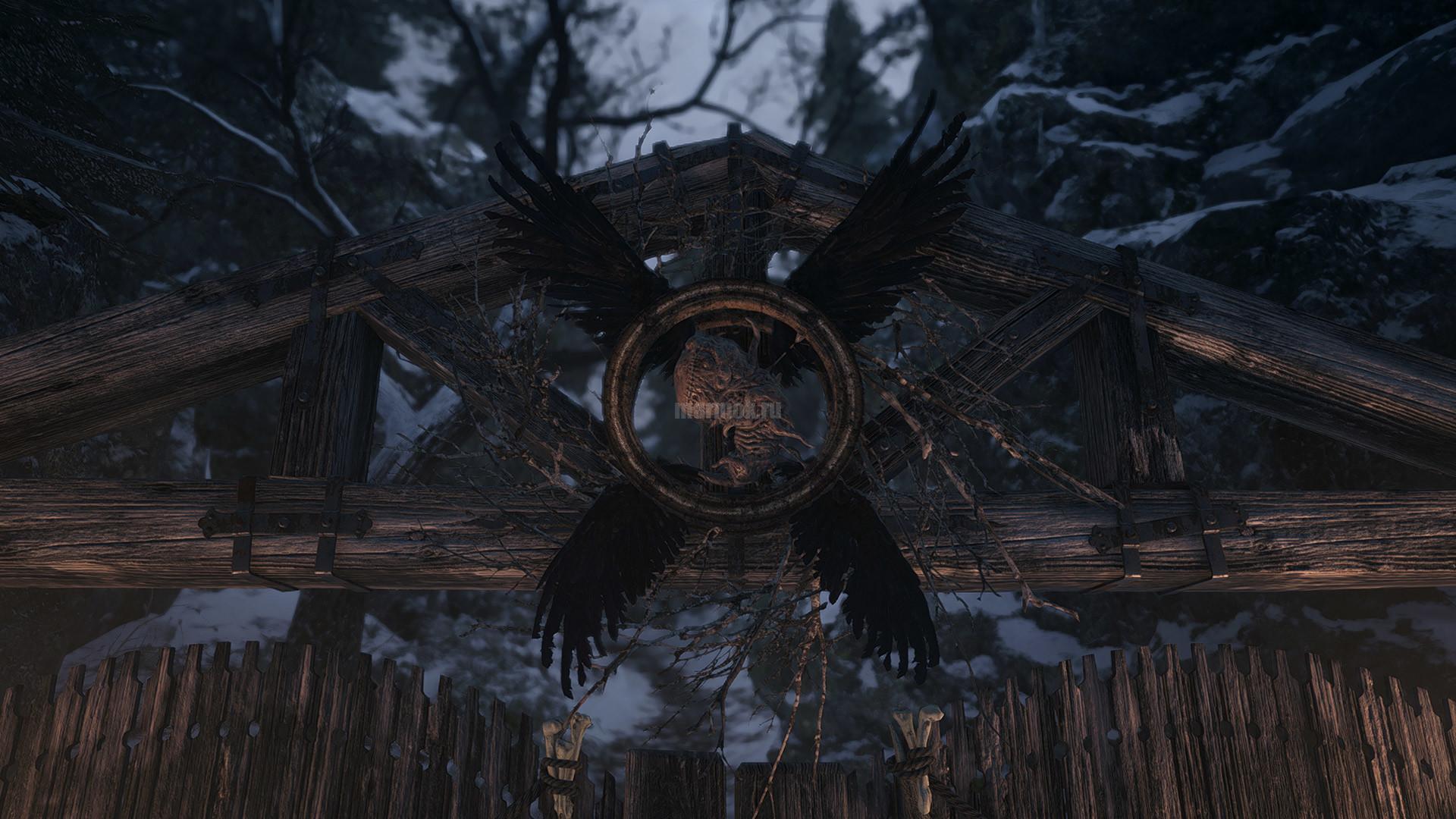 Скриншот из игры Resident Evil Village