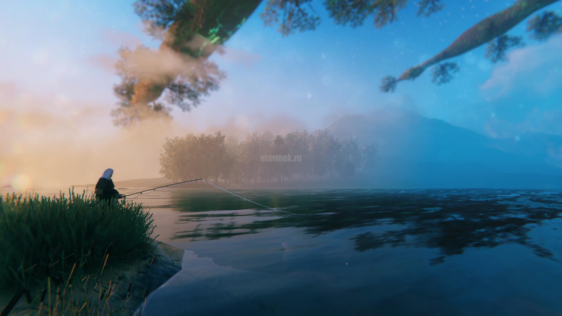Скриншот из игры Valheim