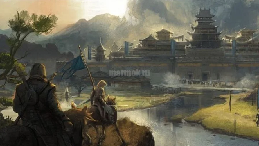 Скриншот из игры Assassin's Creed Warriors