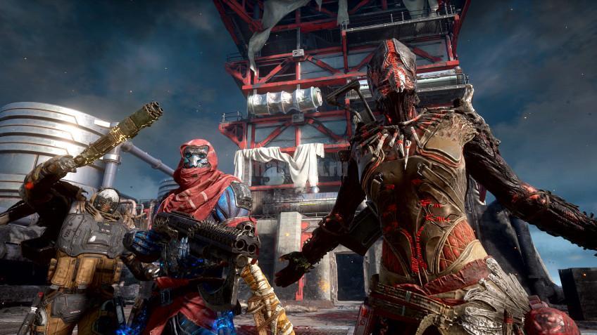 Скриншот из игры Outriders