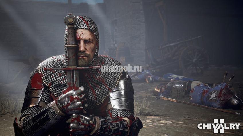 Скриншот из игры Chivalry 2