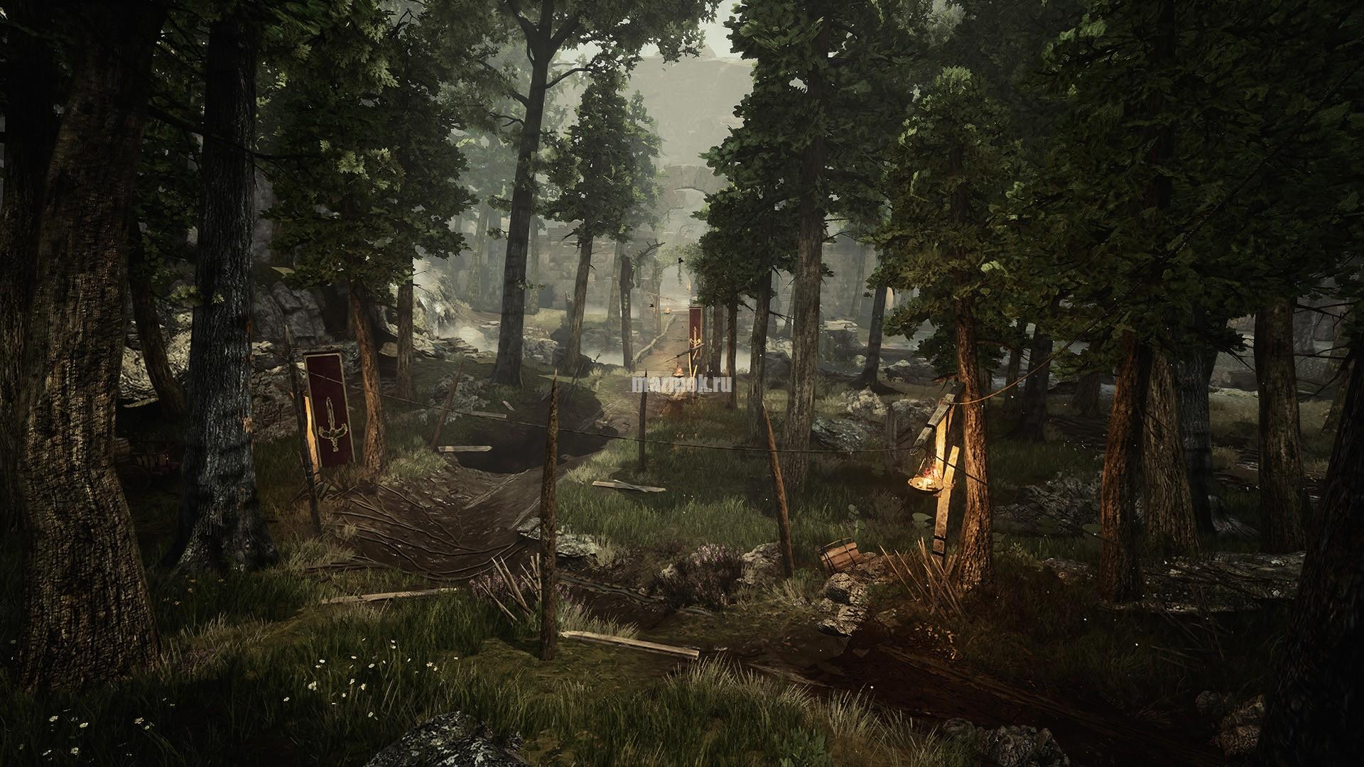 Скриншот из игры Gothic 1 Remake