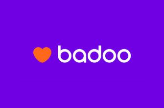 Логотип Баду