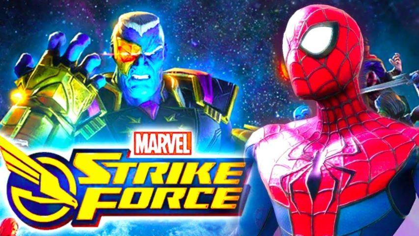 Marvel Strike Force секреты, мод на деньги и ошибки
