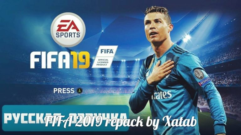 FIFA 2019 repack by Xatab